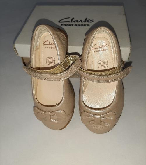 Zapatos Clarks Para Niña Talla 20/½