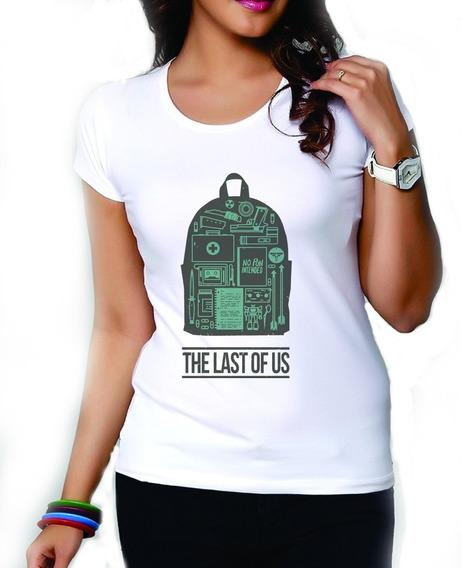 Blusas Alfa Para Mujer The Last Of Us Diseños Mochila