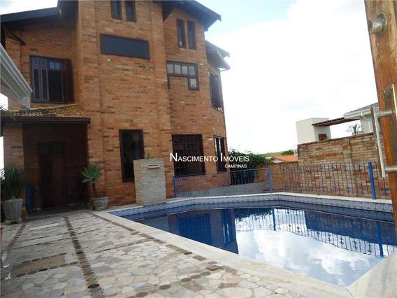 Casa Parque Da Hípica, Campinas. - Ca0134
