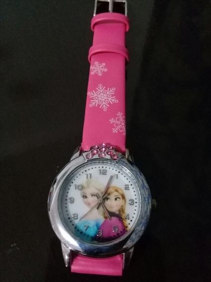 Relógio Infantil Frozem