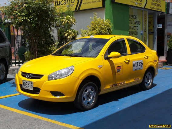 Taxis Jac J3 Tuning