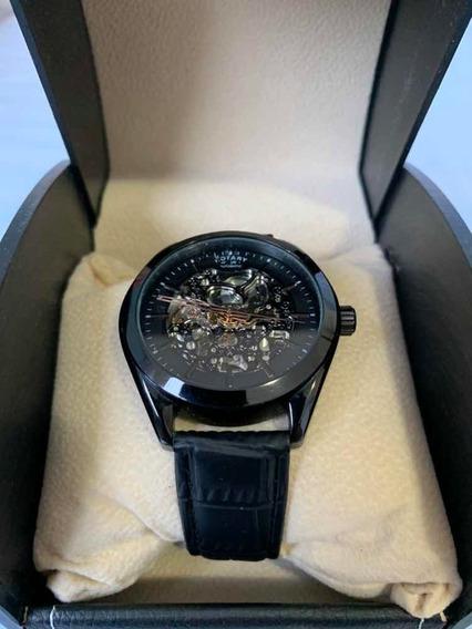 Relógio Rotary Skeleton