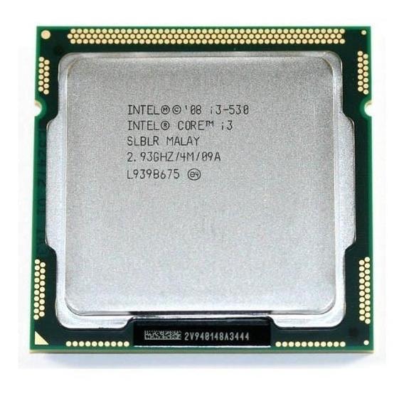 Processador Intel Core I3-530 (2.93ghz/4m) Socket 1156