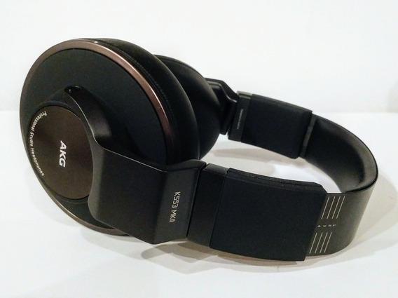 Headphone Akg K553 Mkii. Impecável.