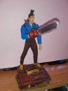 Ash Evil Dead Figura