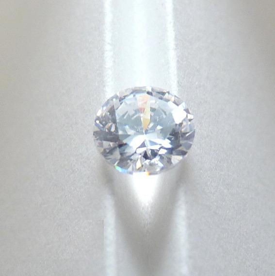 Zircônia Branca Redondal 1,25 Mm Preço 230 Pedras 5976