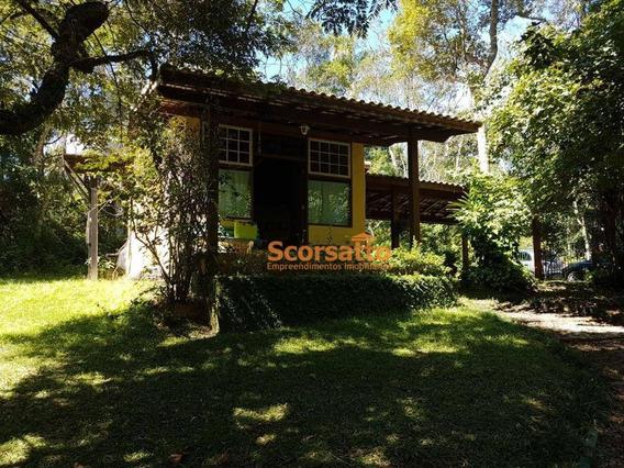 Chácara Residencial Para Locação, Potuverá, Itapecerica Da Serra. - Ch0330