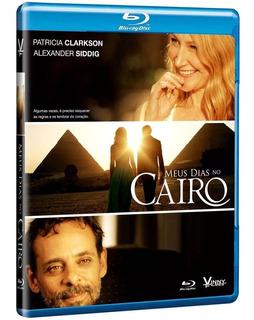 Blu Ray Mus Dias No Cairo Original Novo Lacrado , D-vend