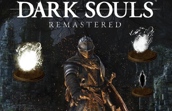 50 Milhões De Almas Dark Souls Remastered Pc