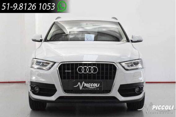 Audi Q3 2.0 Tfsi Quat 170/180cv S-tronic 5p