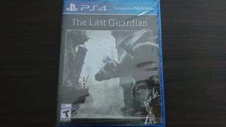 The Last Guardian Ps4 Nuevo Sellado