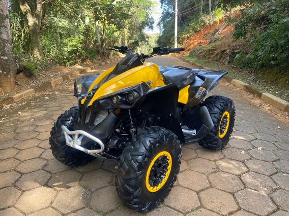 Bombardier Can Am Renegade 1000 Honda Fourtrax Polaris Buggy