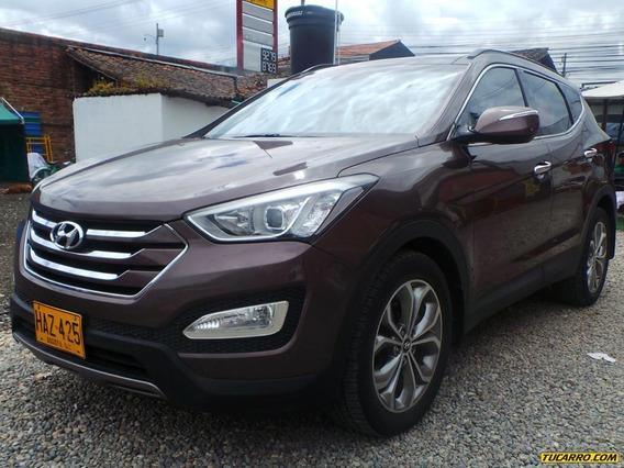 Hyundai Santa Fe 3.3l