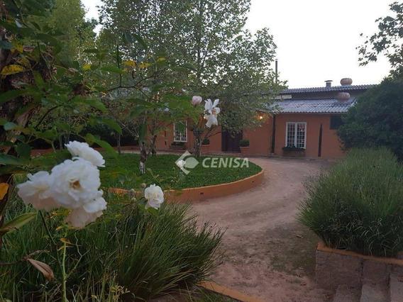 Chácara Com 3 Dormitórios À Venda, 4000 M² - Chácara Alvorada - Indaiatuba/sp - Ch0134