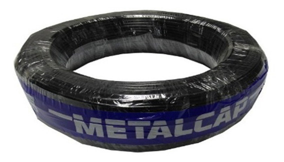 Cabo Eletrico Flexível 1.5mm 750v 100m Metalcap Full
