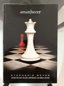 Livro Amanhecer - Stephenie Meyer - Seminovo