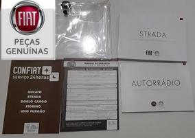 Manual Do Fiat Strada Hard Working/freedom 2018/2019/2020