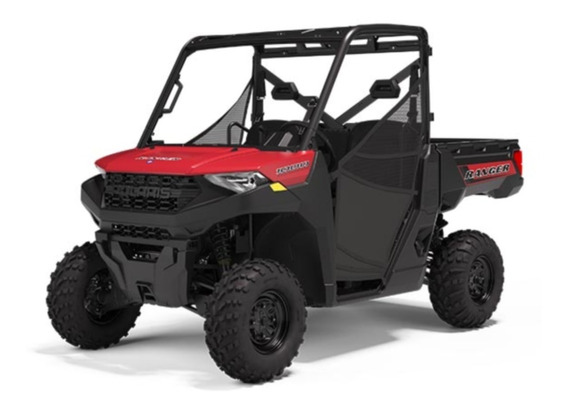 Polaris Ranger 1000 Solar Red