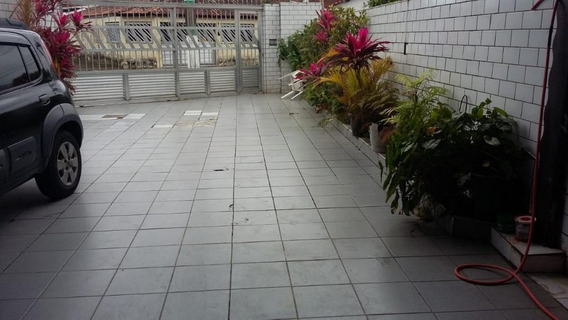 Casa Em Tupi, Praia Grande/sp De 99m² 4 Quartos À Venda Por R$ 400.000,00 - Ca168664