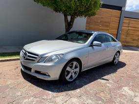 Mercedes-benz Clase E 1.8 250 Sport Mt 2011