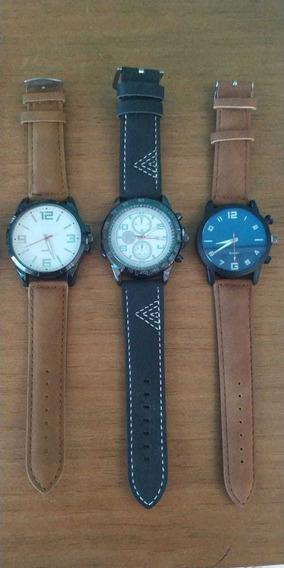 Kit 10 Relógio Promoção Para Revenda