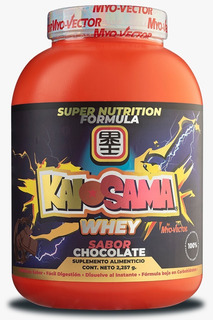 Proteina Myo-vector Super Formula Kaiosama Whey 5 Lbs