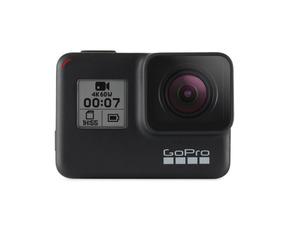 Câmera De Ação Gopro Hero7 Black Garantia 12m Sem Juros