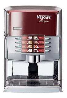 Maquina De Café Alegria Capuccino 8 Bebidas Automática 100%