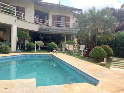 Casa Com 4 Suítes À Venda, 444 M² Por R$ 1.450.000 - Parque Dos Príncipes - São Paulo/sp - Ca16706