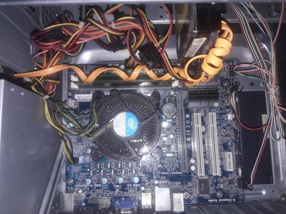 Cpu Com Placa Mãe Lga 1155 I5