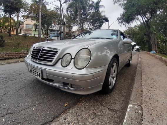 Mercedes-benz Classe Clk 4.3 2p Coupé 2000