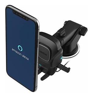 Iottie Easy One Touch Se Conecta Con Alexa Incorporada Para