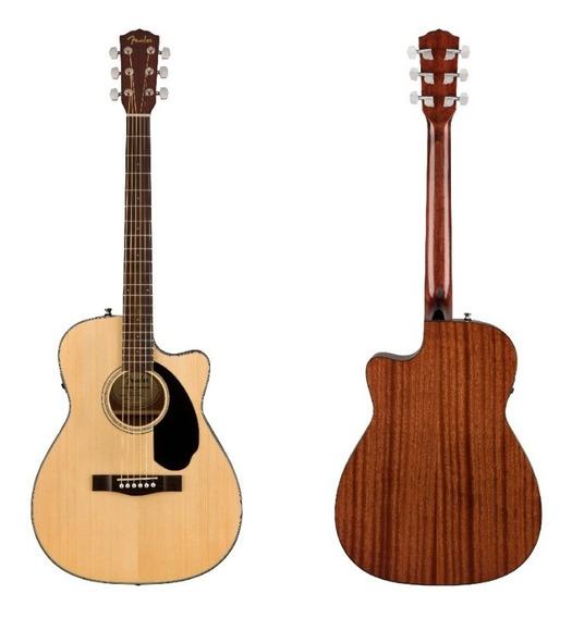 Guitarra Electroacústica Fender Cc-60sce Concert En Cuotas