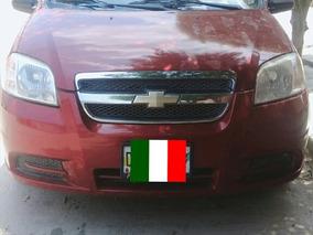 Chevrolet Aveo 1.6 B 5vel Mt 2009