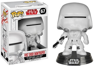 Funko Pop First Order Snowtrooper 67 - Star Wars