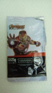Envoltorio Alfajor Havanna Avengers Iron Man