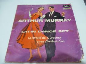 Lp Aloysio De Oliiveira E Seu Bando Da Lua Latin Dance Set