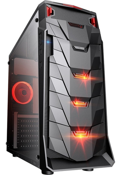 Cpu Gamer Intel Core I5 3° 8gb+ 240gb Ssd +500gb +vga2gb Dvd