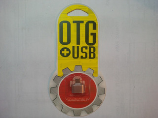 Adaptador Otg Usb A Microusb Para Celulares Y Tablets