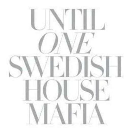 Swedish House Mafia Until One Cd Nuevo