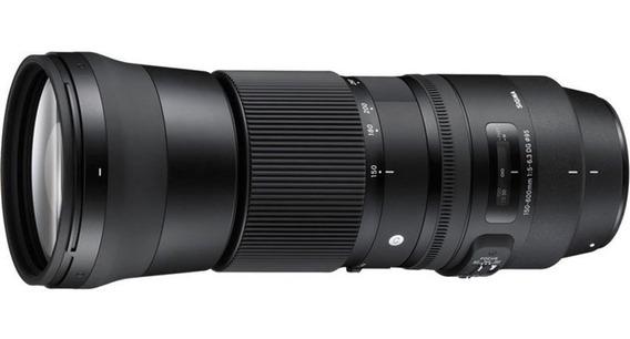 Objetiva Sigma 150-600mm Dg Os Hsm Contemporary Para Canon