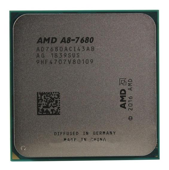 Processador AMD A8-Series A8-7680 4 núcleos