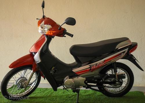 Motomel Blitz V8 110cc Base Pilar