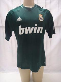 Camisa Futebol Real Madrid 2012/13 Third Terceiro Unif Yf3