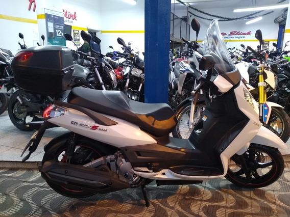 Dafra Citycom 300 S 2018 Moto Slink