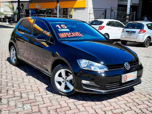 Imagem 1 de 11 de Volkswagen Golf 1.4 Tsi Comfortline 16v Gasolina 4p