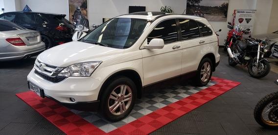 Honda Cr-v 2.4 Ex L At 4wd 2012 Hilton Motors Co