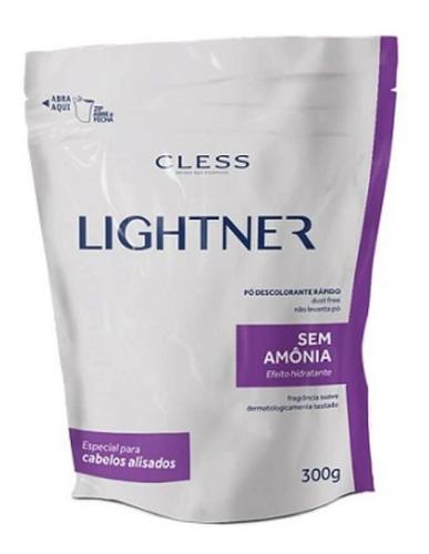 Lightner S/ Amônia Pó Descolorante 300g