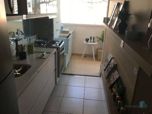 Apartamento Garden Com 1 Dormitório À Venda, 53 M² Por R$ 450.000,00 - Casa Verde (zona Norte) - São Paulo/sp - Gd0121