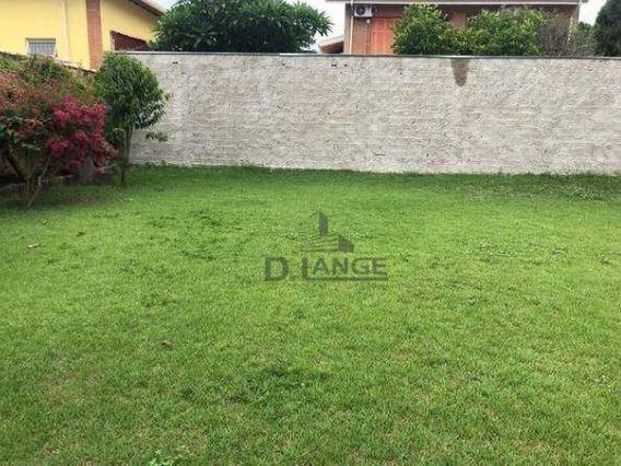 Terreno À Venda, 450 M² Por R$ 318.000 - Cidade Universitária - Campinas/sp - Te4256